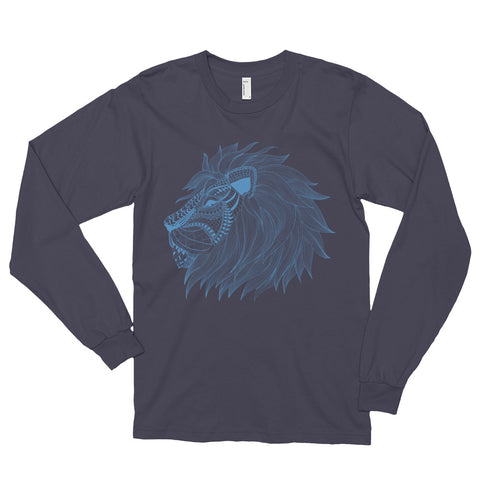 King Of The Jungle Women's Long Sleeve T-Shirt - The Jack of All Trends