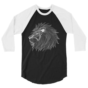 King of the jungle Raglan shirt - The Jack of All Trends