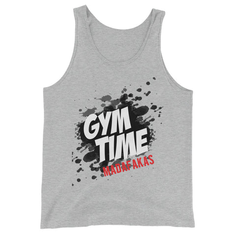 Gym Time Madafakas Men's Tank Top - The Jack of All Trends