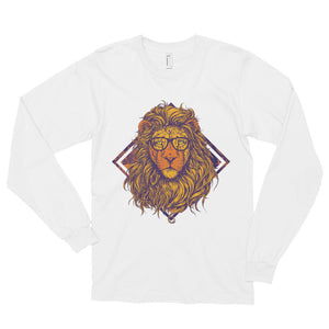 Swag King Lion Women's Long Sleeve T-Shirt - The Jack of All Trends