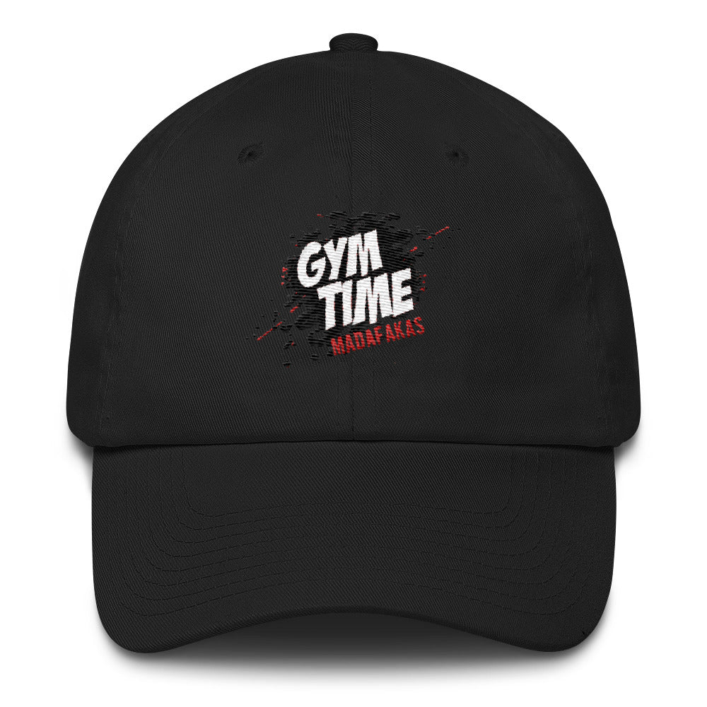 Gym Time Dad Hat - The Jack of All Trends