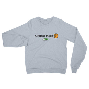 Airplane Mode On Women's Sweatshirt - The Jack of All Trends