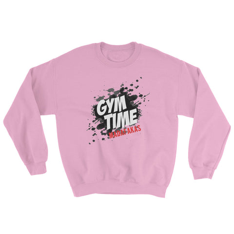 Gym Time Madafakas Sweatshirt - The Jack of All Trends