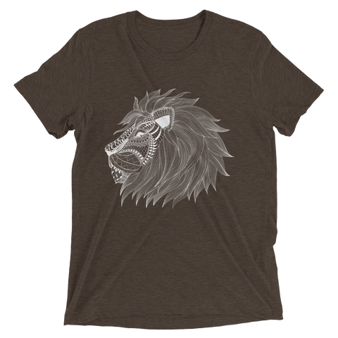 Lion Short sleeve t-shirt - The Jack of All Trends