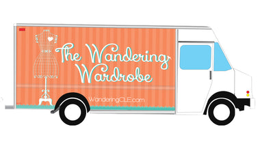 The Wandering Wardrobe Truck