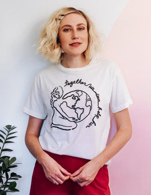 Help Her Graphic Tee
