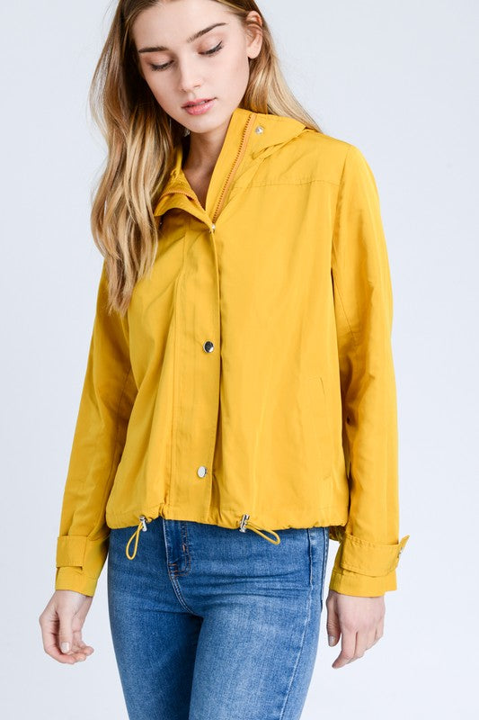 Sunshine Again Windbreaker Jacket