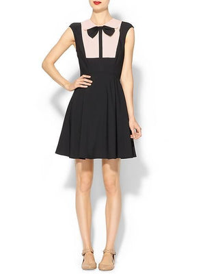 Ted Baker London Nitcha Bow Collar Dress (1)