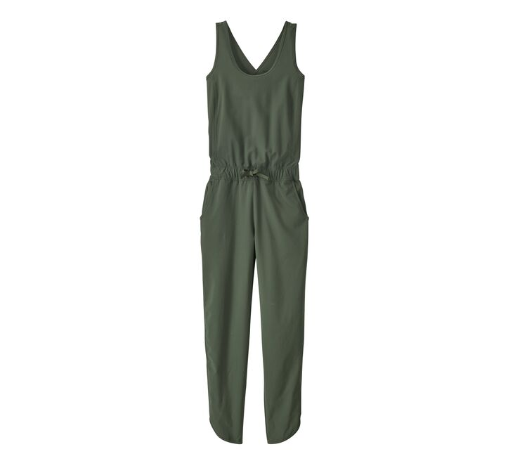 NEW Patagonia Kale Green Jumpsuit (S)