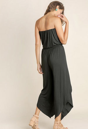 Desert Jumpsuit in Black