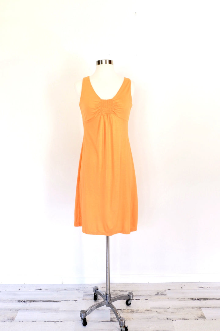 Talbots Melon Orange Sundress (S) new with tags