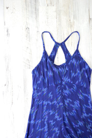 Patagonia Ikat Built-In-Bra Sundress (M)