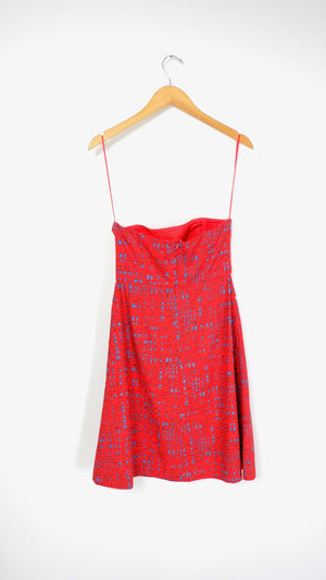 Anthropologie Tabitha Crossthatch Dress (8)