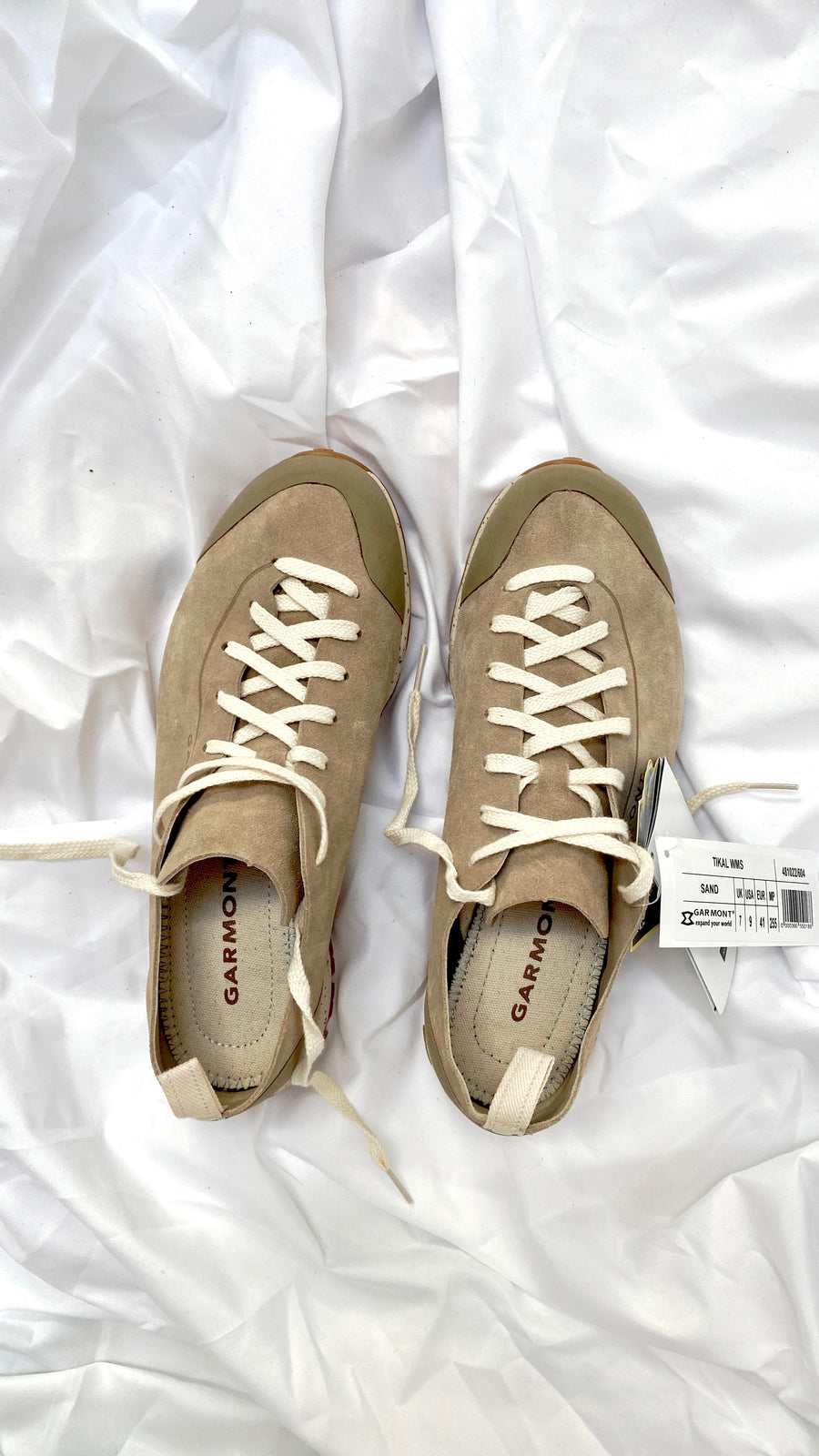 NEW Garmont Tikal Shoes in Sand (9)