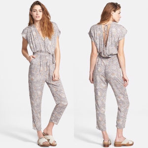 NEW Free People Neutral Jumpsuit (XS)