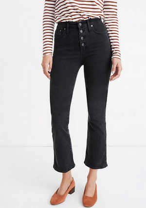 Madewell Cali Demi-Boot Jeans in Bellspring (28)