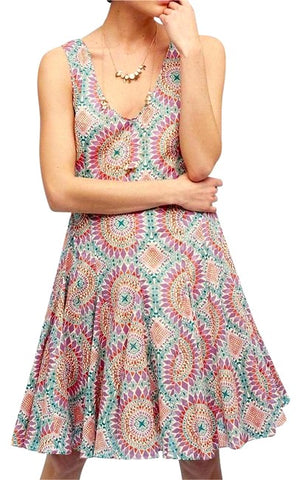 Anthropologie South Island Sun Dress (8)