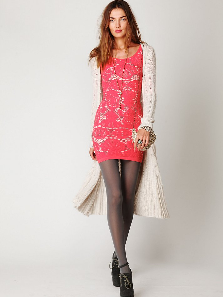 Intimately Free People Medallion Slipp Dress (XS/S)