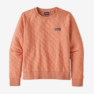Patagonia Organic Cotton Quited Crew Pullover (S)