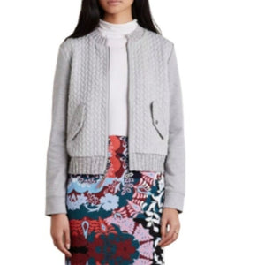 Anthropologie Saturday Sunday Quilted Jacket (M)