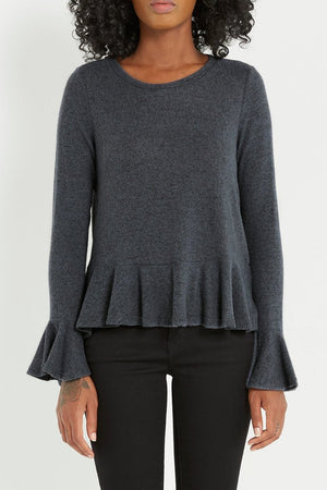Retro Bell Knit Top