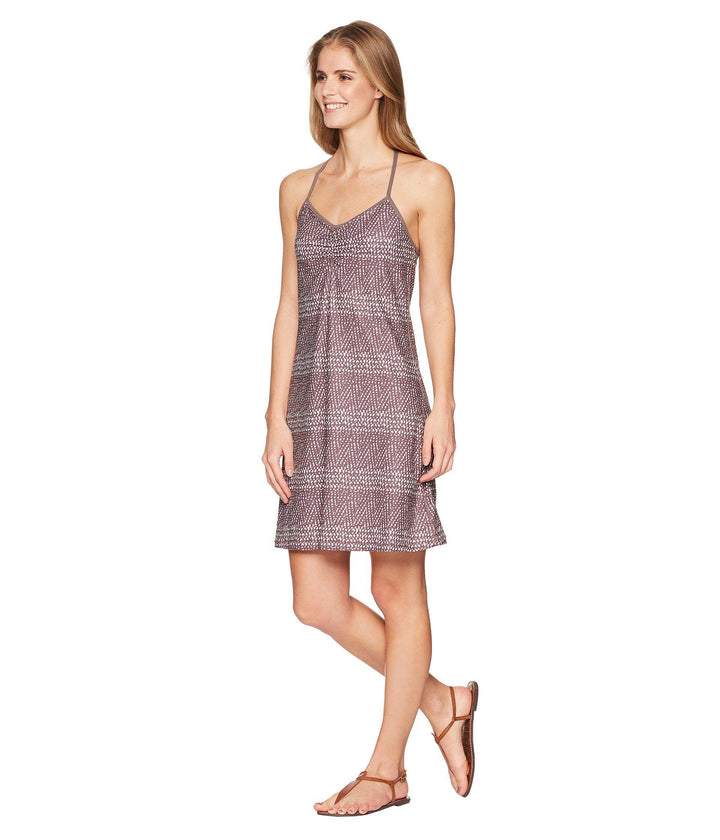 prAna Plum 'Elixer' Sporty Dress
