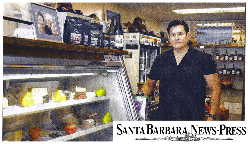 SB News-Press: Local shop launches product line named for Montecito