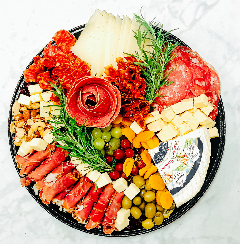 Medium Charcuterie Cheese Platter