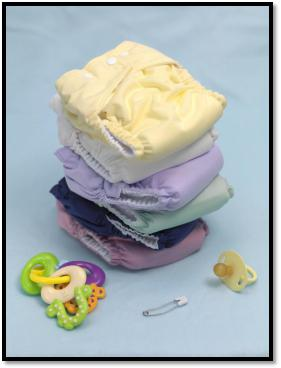 Cloth Diapers and a Guide to Maintaining Them