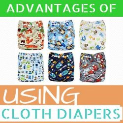 The Advantages Of Using Cloth Diapers