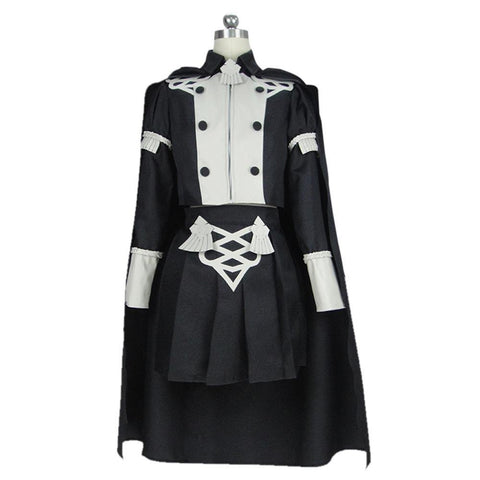 Game Fire Emblem:Three Houses Byleth Women Uniform Outfit Halloween Carnival Costume Cosplay Costume - SpiritCos