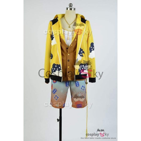100 Sleeping Princes & The Kingdom Of Dreams Hercules Cosplay Costume - SpiritCos