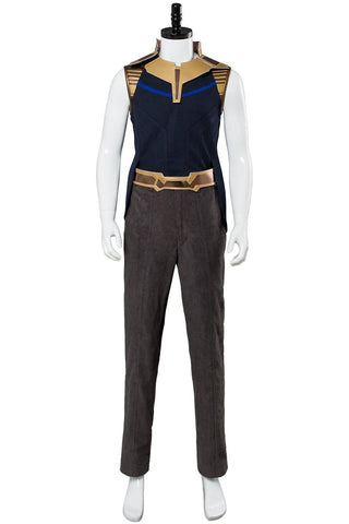 Marvel Avengers 3: Infinity War Thanos Outfit Cosplay Costume - SpiritCos