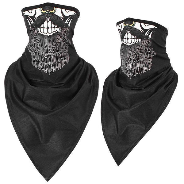 Triangle Winter Mask - SpiritCos