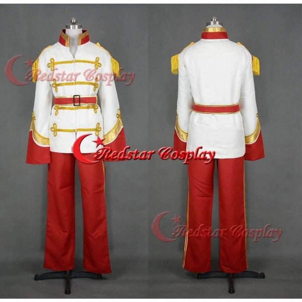2015 Cinderella Prince Charming Richard Madden Cosplay Costume - SpiritCos