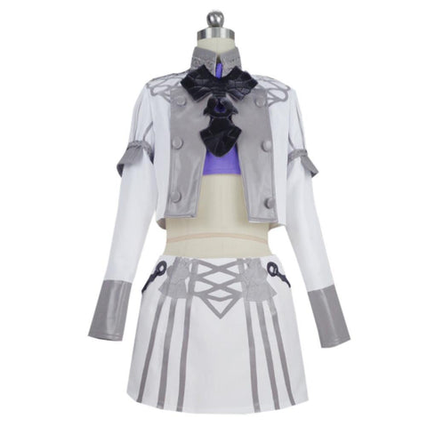 Game Fire Emblem:Three Houses Hapi Women Uniform Outfit Halloween Carnival Costume Cosplay Costume - SpiritCos