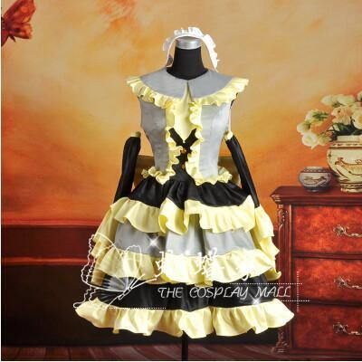 Vocaloid Lolita Cosplay Dress/Costume - SpiritCos