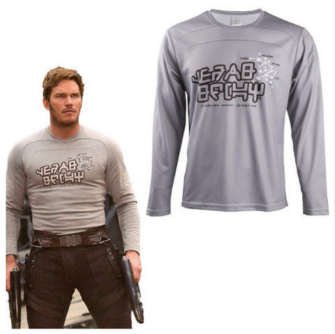 Avengers Infinity War Star Lord T-Shirts Guardians Of The Galaxy Peter Quill T-Shirts - SpiritCos