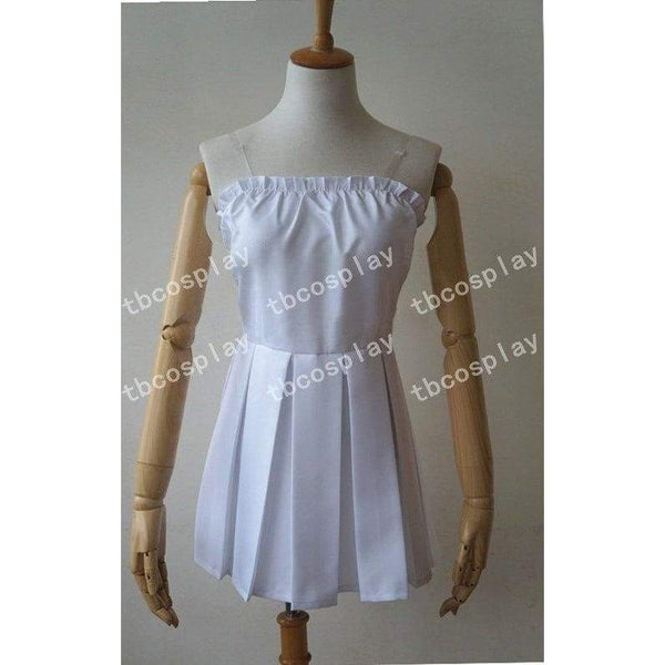Aihara Enju Dress Anime Cosplay Costume - SpiritCos