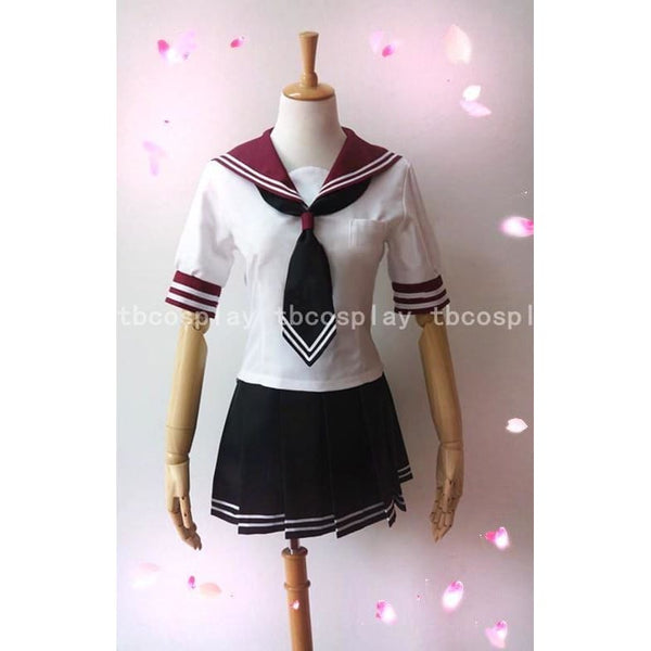 Akuma no Riddle Bamba Mahiru Shinya Dress Cosplay Costume - SpiritCos