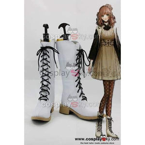 Amnesia Heroine Cosplay Shoes Boots Custom Made - SpiritCos