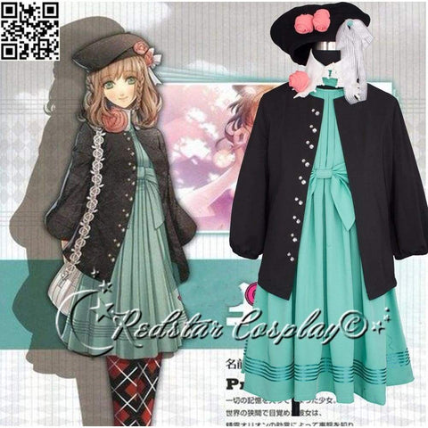 AMNESIA HEROINE Hot Anime Cosplay Costume Skirt Party Halloween Club Show - SpiritCos