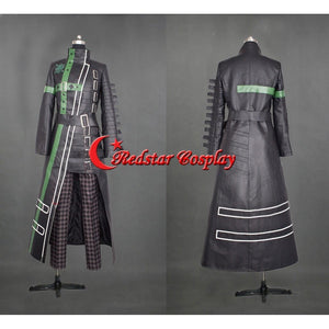 Amnesia Kent Cosplay Costume - Custom-Made In Any Size - SpiritCos