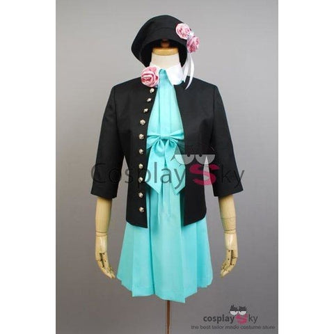 Amnesia The Heroine Cosplay Costume + Wigs + Shoes - SpiritCos