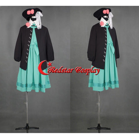 Anime Amnesia Heroine Dress Academy Collage School Uniform Cosplay Costumes - SpiritCos
