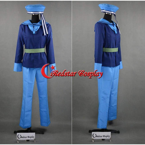 Aph: Axis Powers Hetalia Norway Cosplay Costume - Costume Made In Any Size - SpiritCos
