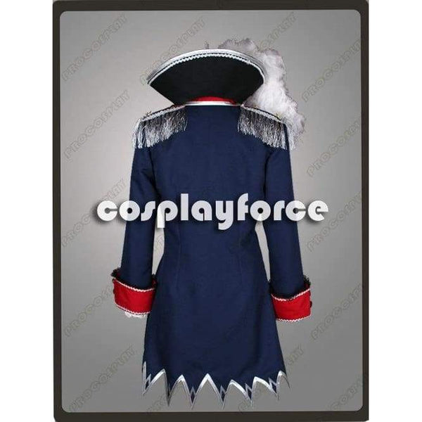 Aph Axis Powers Hetalia Prussia Woman Cosplay Costume - SpiritCos