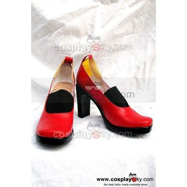 Aria Aika S. Granzchesta Cosplay Shoes Custom Made - SpiritCos