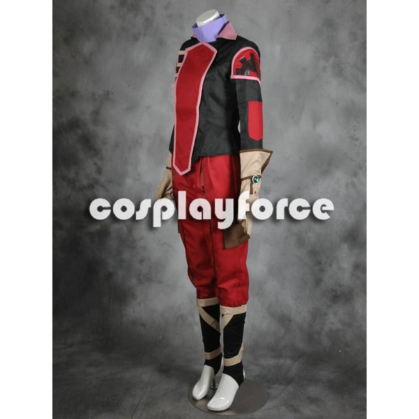 Avatar The Legend Of Korra Asami Sato Cosplay Costumes - SpiritCos