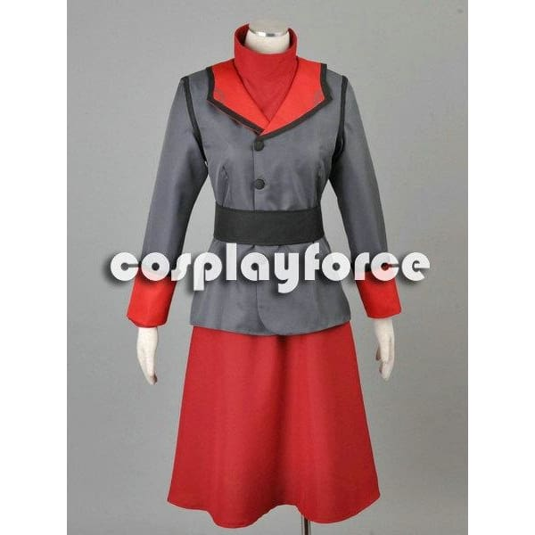 Avatar The Legend Of Korra Season 2 Asami Sato  Cosplay Costumes - SpiritCos